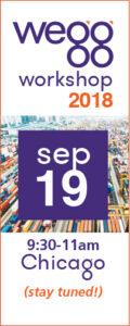 WEGG workshop September 19