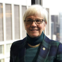 Nancy Stachnik, wegg board member