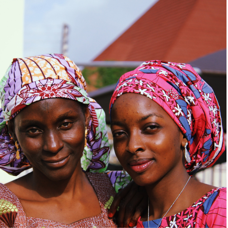 Two Nigerian Women