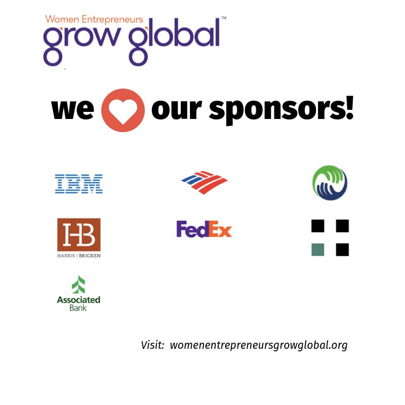 wegg® loves and thanks its sponsors