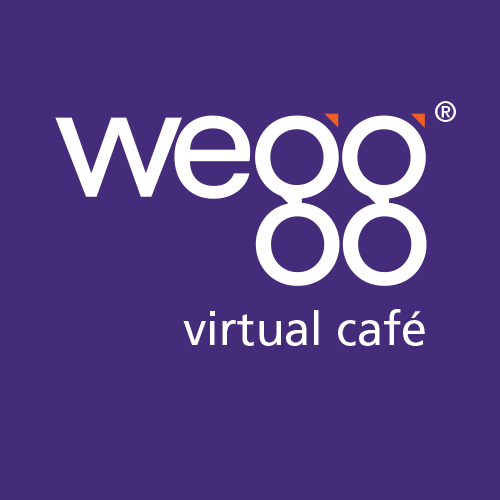 JOIN our wegg® Virtual Cafe Gathering Today, 3/16 at 4PM CT