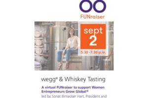 wegg & Whiskey Tasting